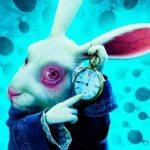 La metafora del coniglio bianco