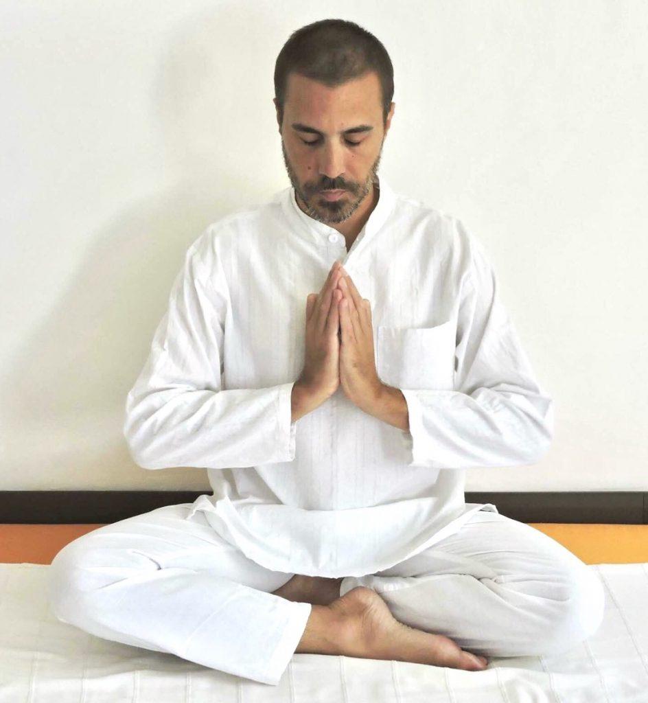 M.o Alberto Pillitu | Maestro Spirituale